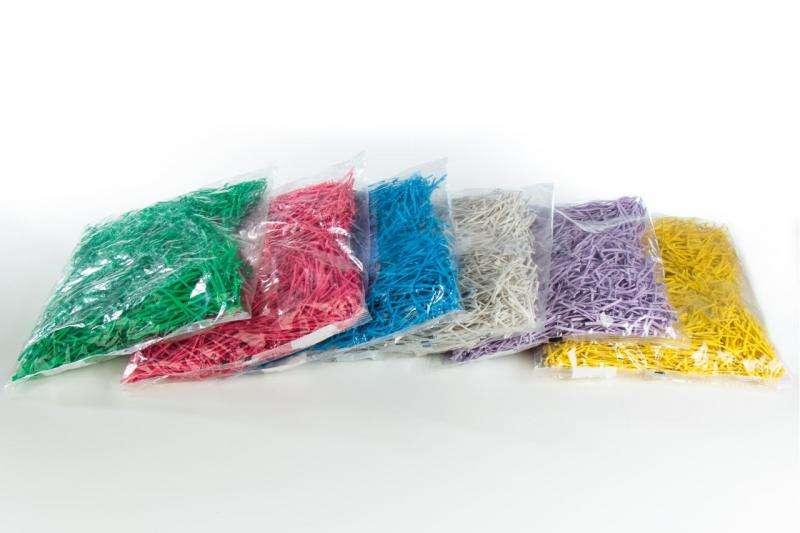 Arame plastificado para plantas